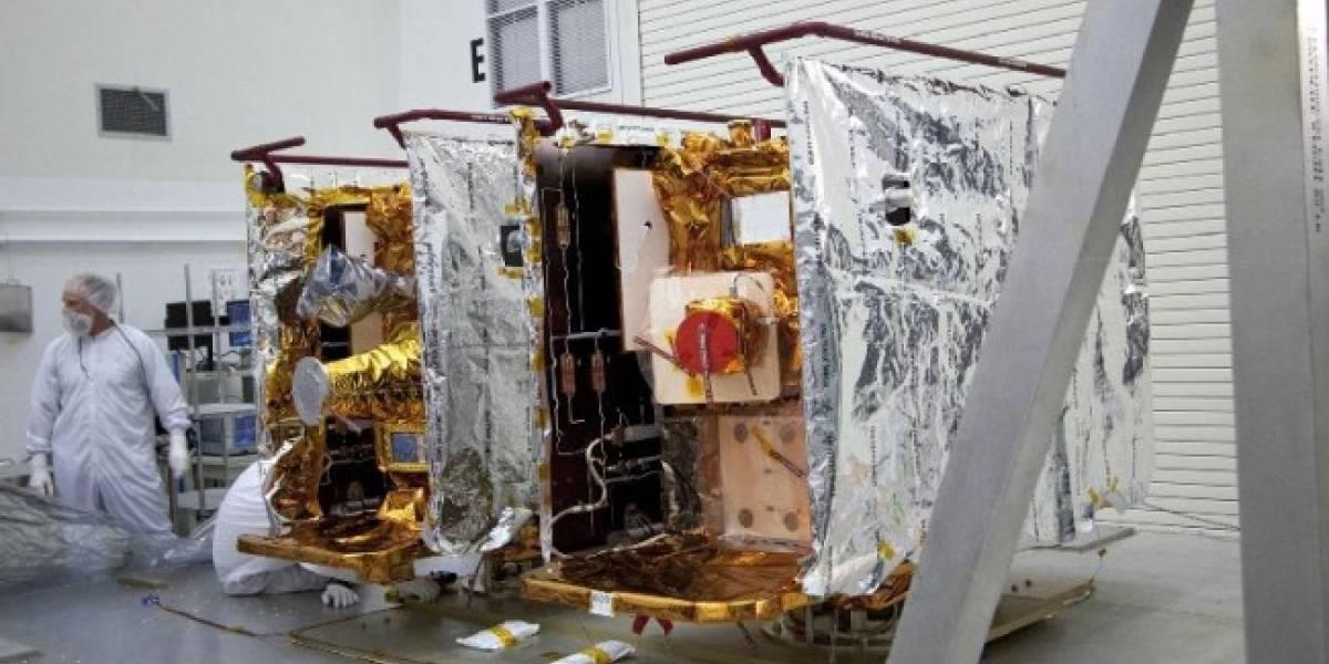 Sondas GRAIL de la NASA ya se encuentran orbitando la Luna