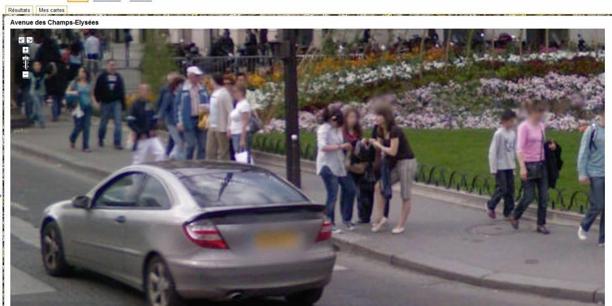 Condenan a Google Street View a pagar multa en Francia por violar la privacidad