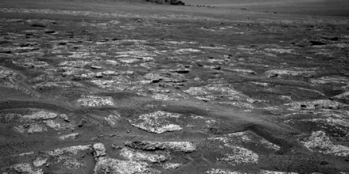 Imperdible: El viaje de tres años del robot marciano Opportunity (Video)