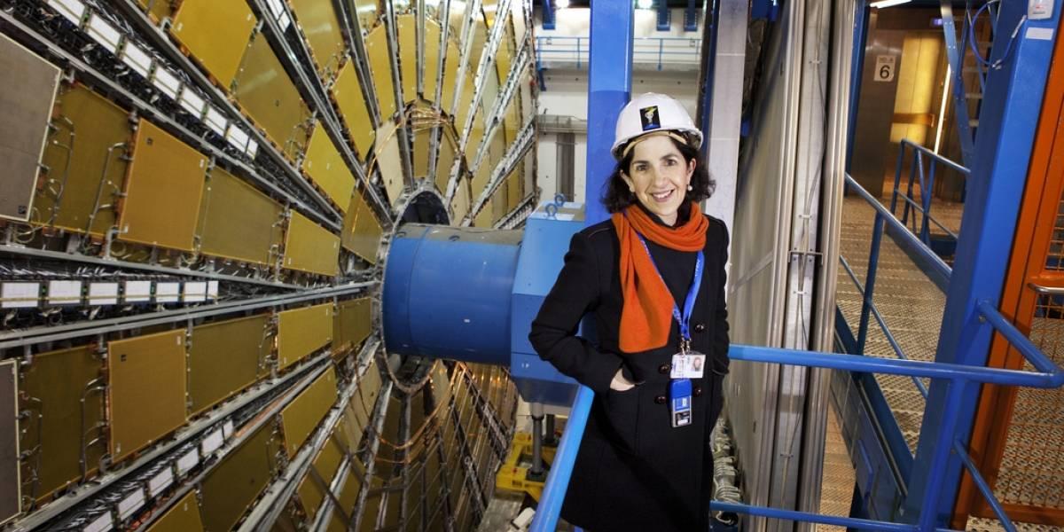 CERN designa a física italiana como su próxima directora general