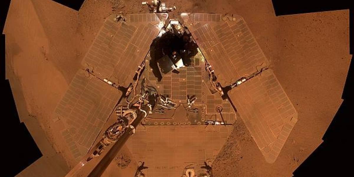 """El Opportunity da pruebas de la existencia de agua """"bebible"""" en Marte"""