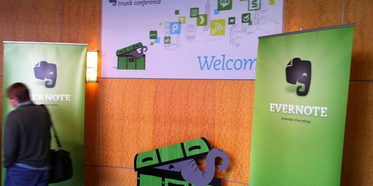 Evernote recauda financiamiento por US$70 millones y sale a la búsqueda de talentos