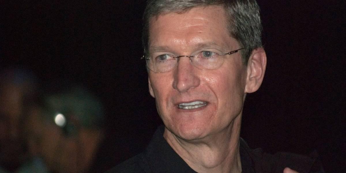 """Tim Cook afirmó que Apple tiene """"un profundo interés"""" en el mercado televisivo"""