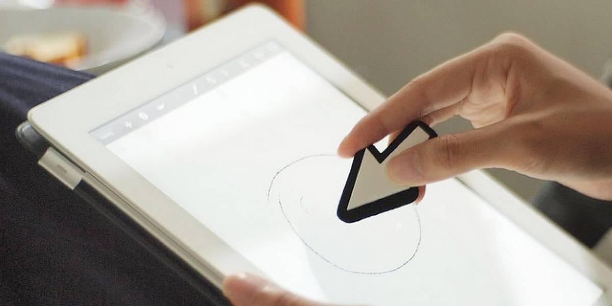 Big Big Cursor: un stylus para hacer click en tu tableta