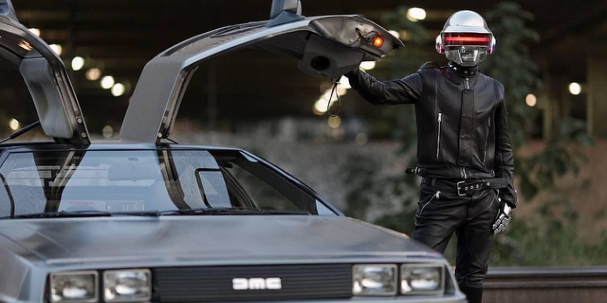 En Nueva York los usuarios de Lyft podrán pedir un DeLorean para transportarse
