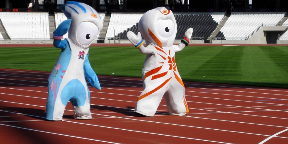 Sigue a los atletas olímpicos por Twitter