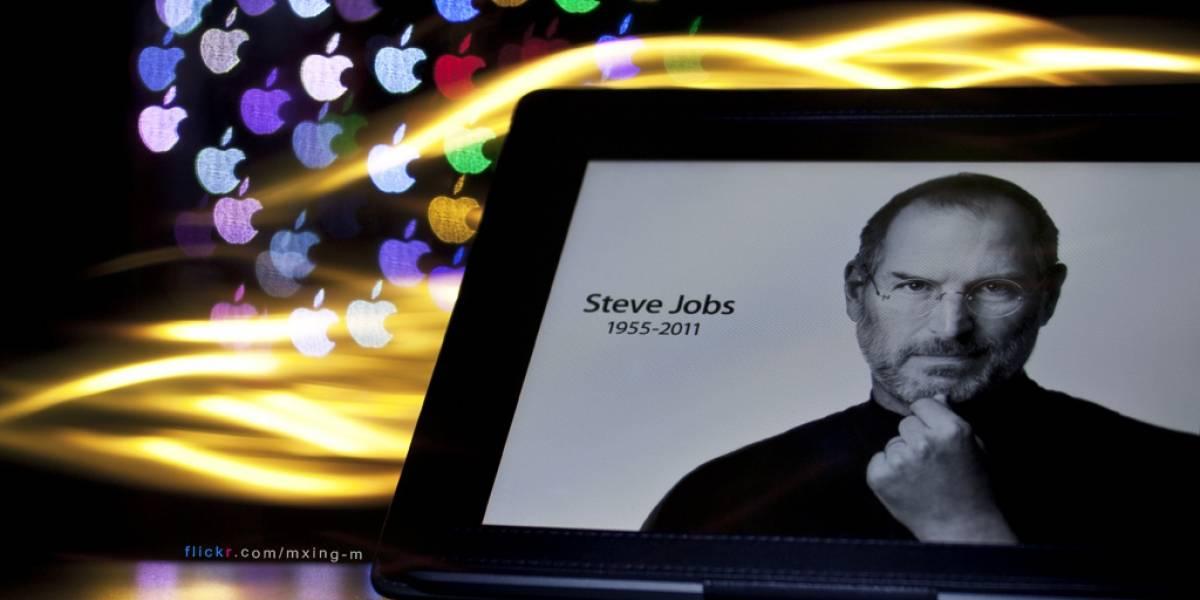 Ejecutivos de Apple recuerdan el 4to aniversario luctuoso de Steve Jobs