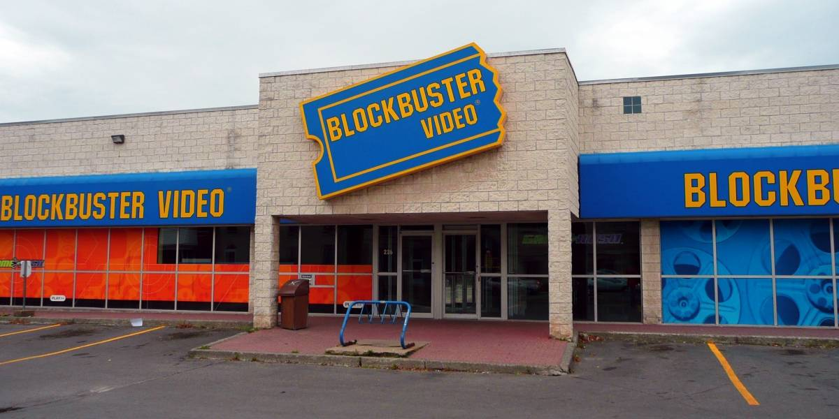 Blockbuster cerrará los 300 locales que aún mantenía abiertos en Estados Unidos