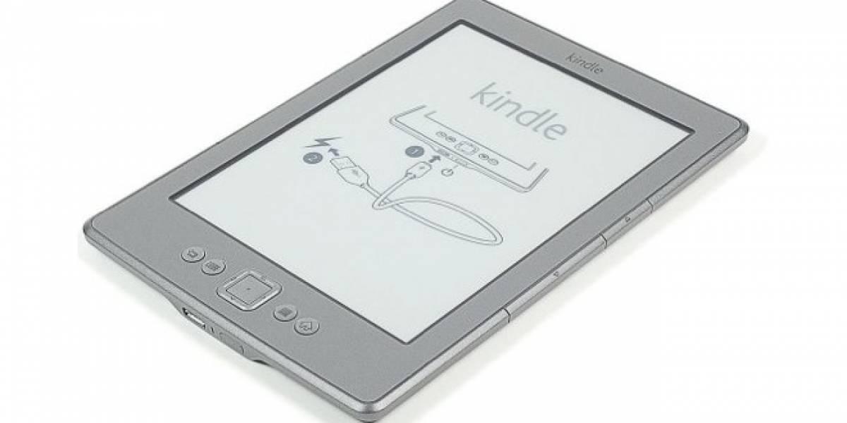 Bonjour Kindle: Amazon lanza reader y tienda en francés