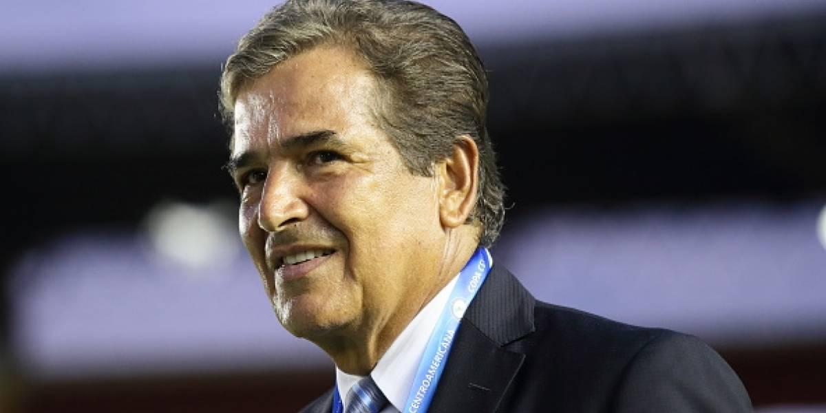 Jorge Luis Pinto dice estar en negociaciones para dirigir a selección Ecuador