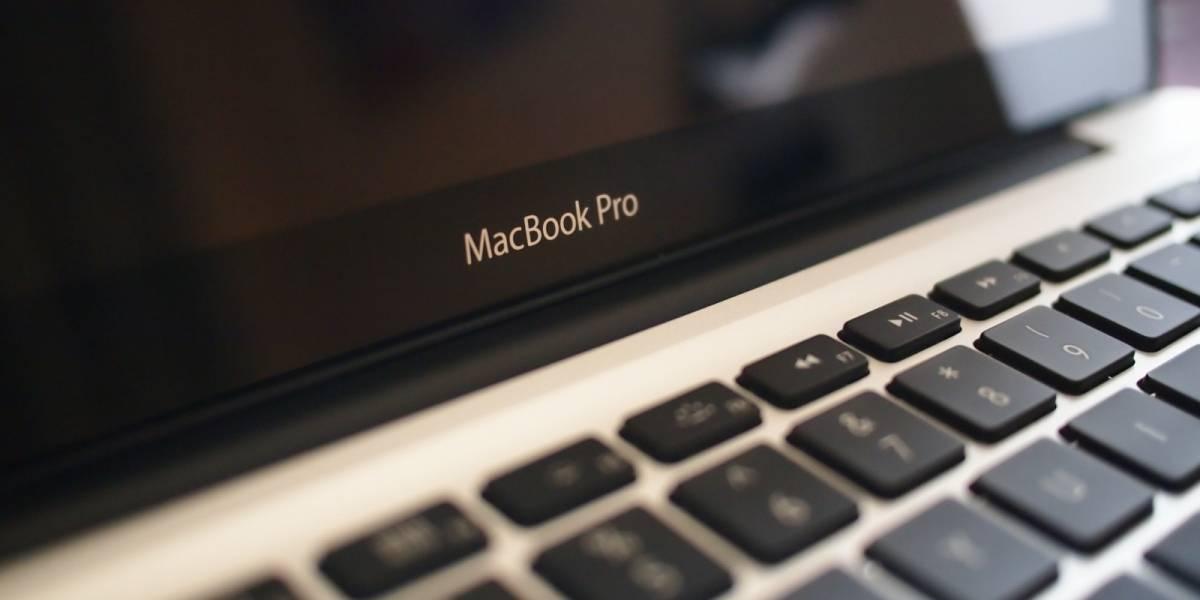 Apple está trabajando en la siguiente generación de MacBook Pro