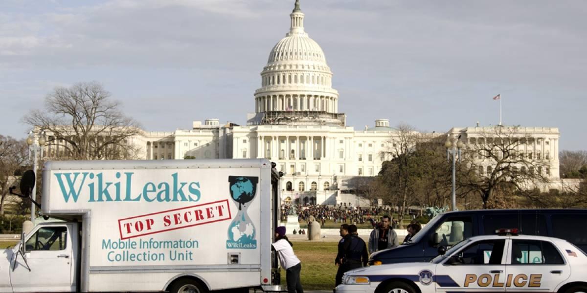 Wikileaks revela entrevista entre Julian Assange y el ex CEO de Google, Eric Schmidt