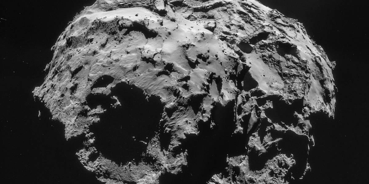 Rosetta manda las fotos que dirán si Philae saldrá de su letargo en 2015