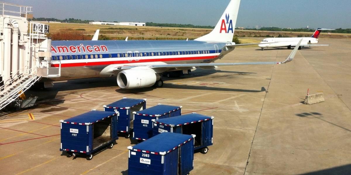 Falla de sistema computacional impide despegar a toda la flota de American Airlines en EE.UU.