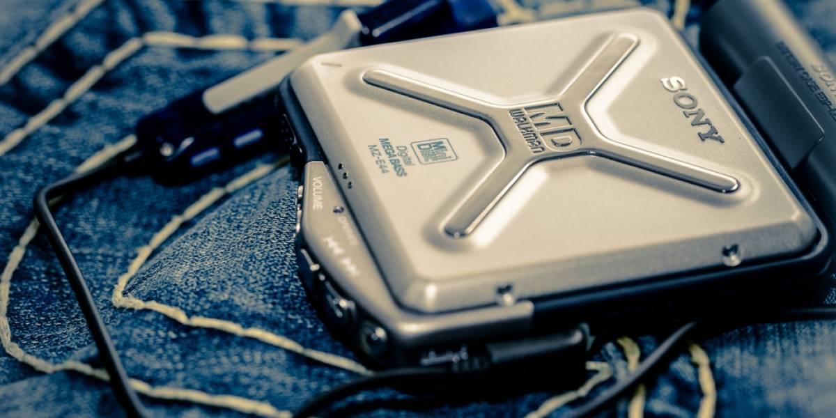 ¿Todavía los fabricaban? En marzo Sony lanzará los últimos reproductores de MiniDisc