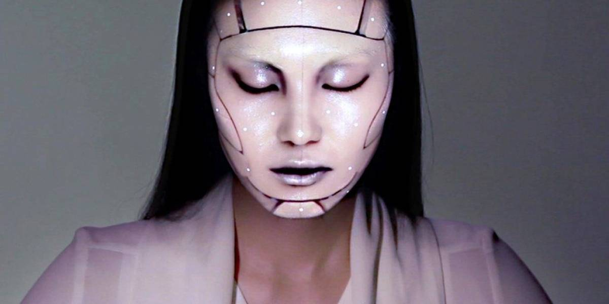 Mira la última obra de Intel: Mapping sobre rostros