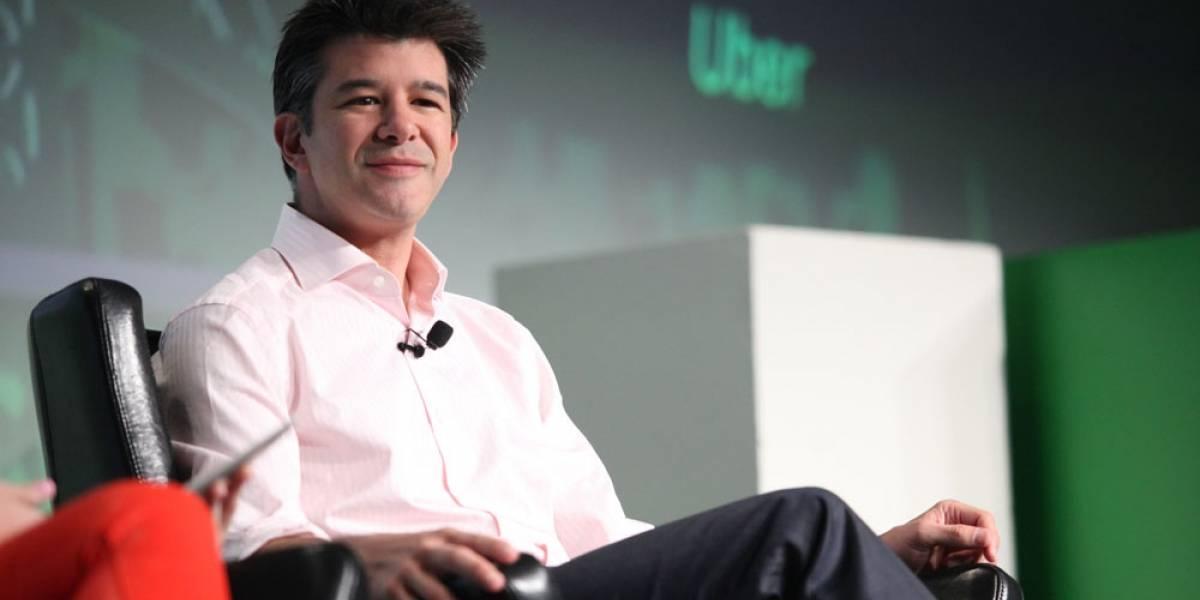 El CEO de Uber también es chofer y tiene calificación perfecta