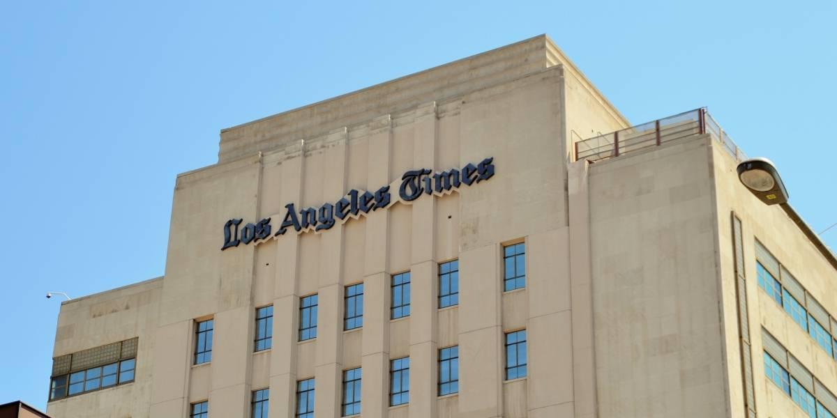 Periódico publica noticia sobre un terremoto que fue escrita por un algoritmo