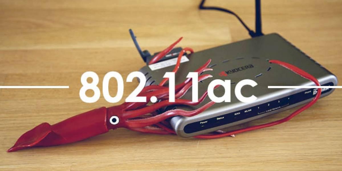 Prepárate para el Wi-Fi 802.11ac