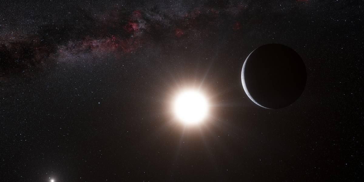 Astrónomos descubren un objeto indescifrable