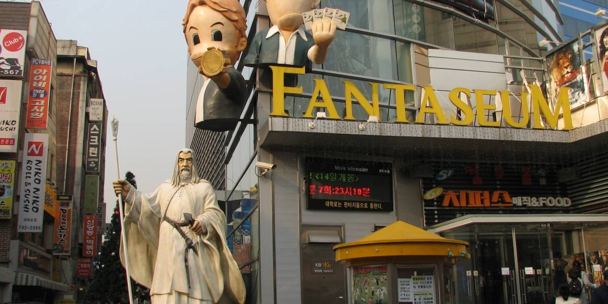Disney y Sony prueban revolucionario servicio en Corea para reducir la piratería