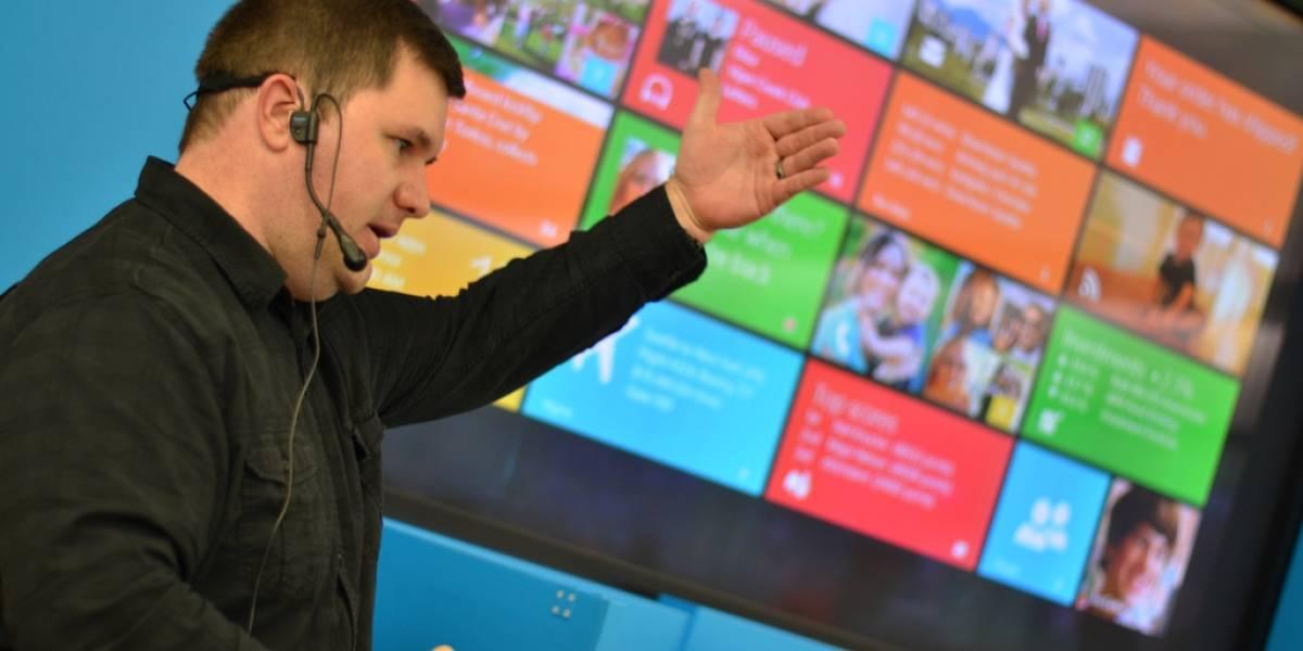 Microsoft asegura que han vendido 40 millones de Windows 8 en cinco semanas