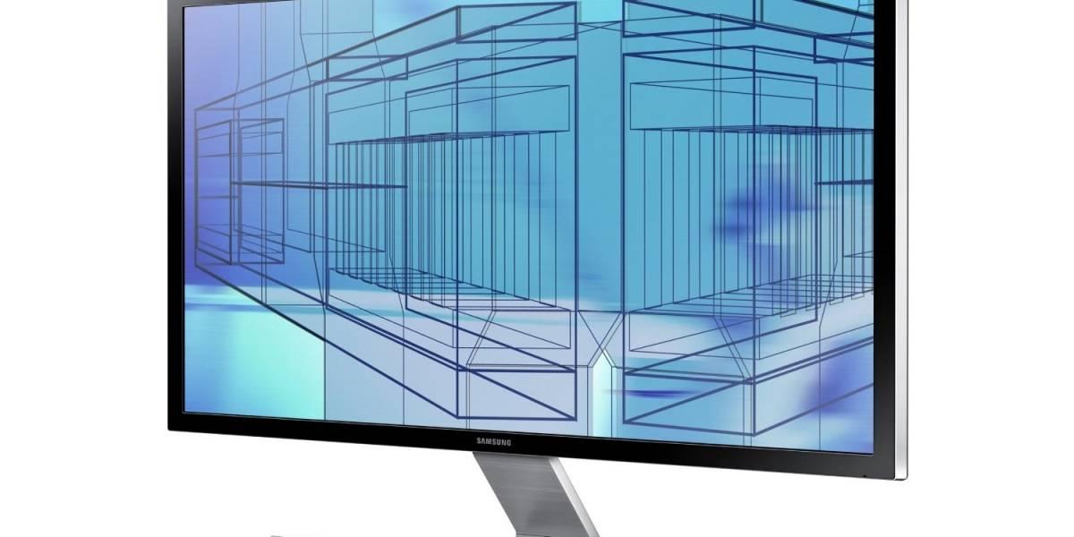 Samsung lanza UD590 monitor 4K de 28 pulgadas por USD $700