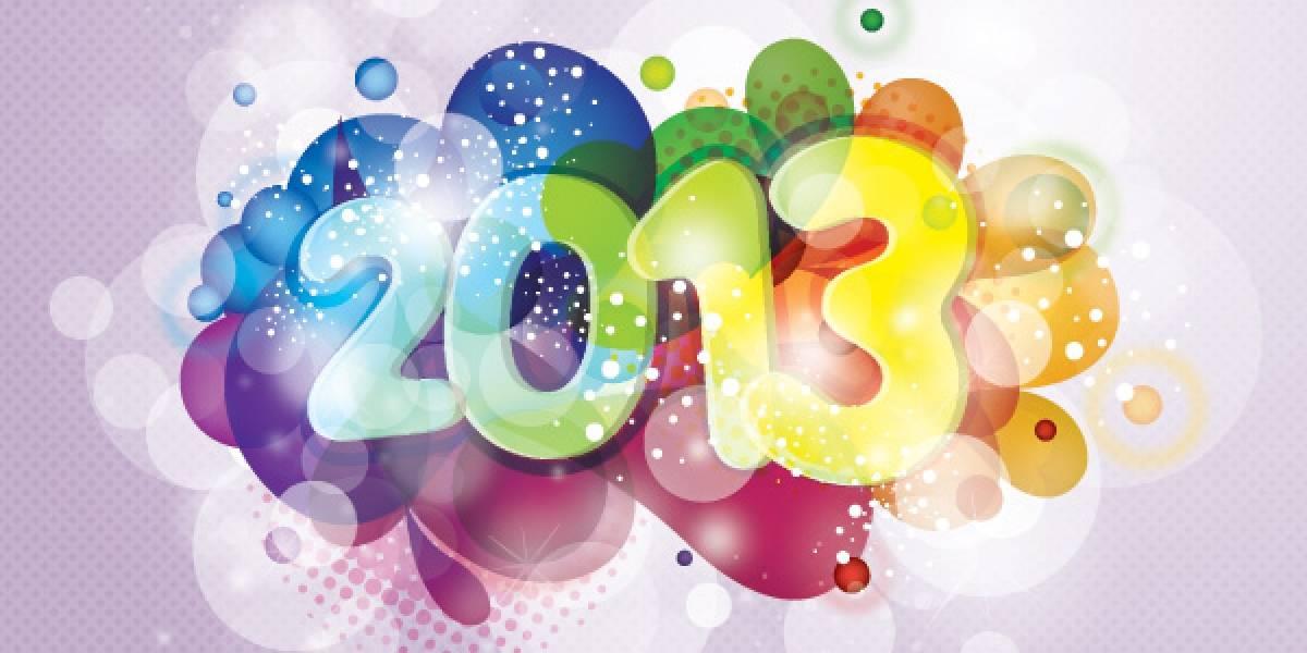 Las 13 cosas más esperadas para este 2013