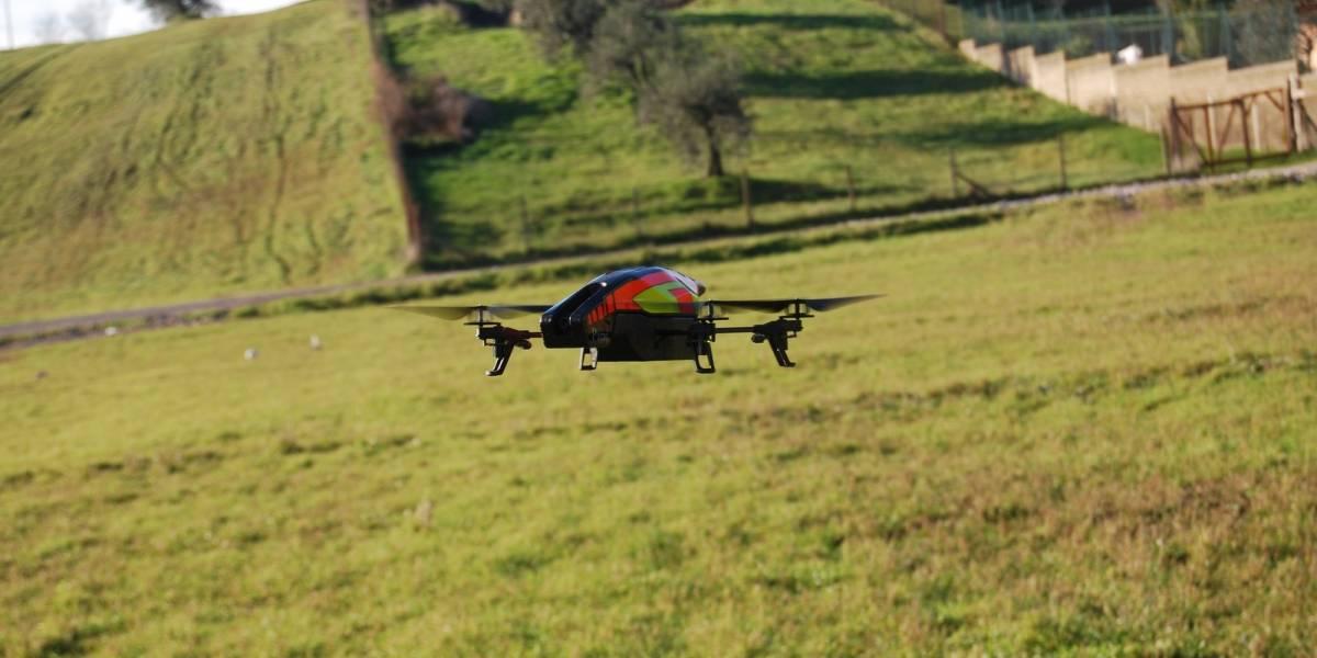 Publican planos para fabricar dron que es capaz de hackear y controlar otros drones