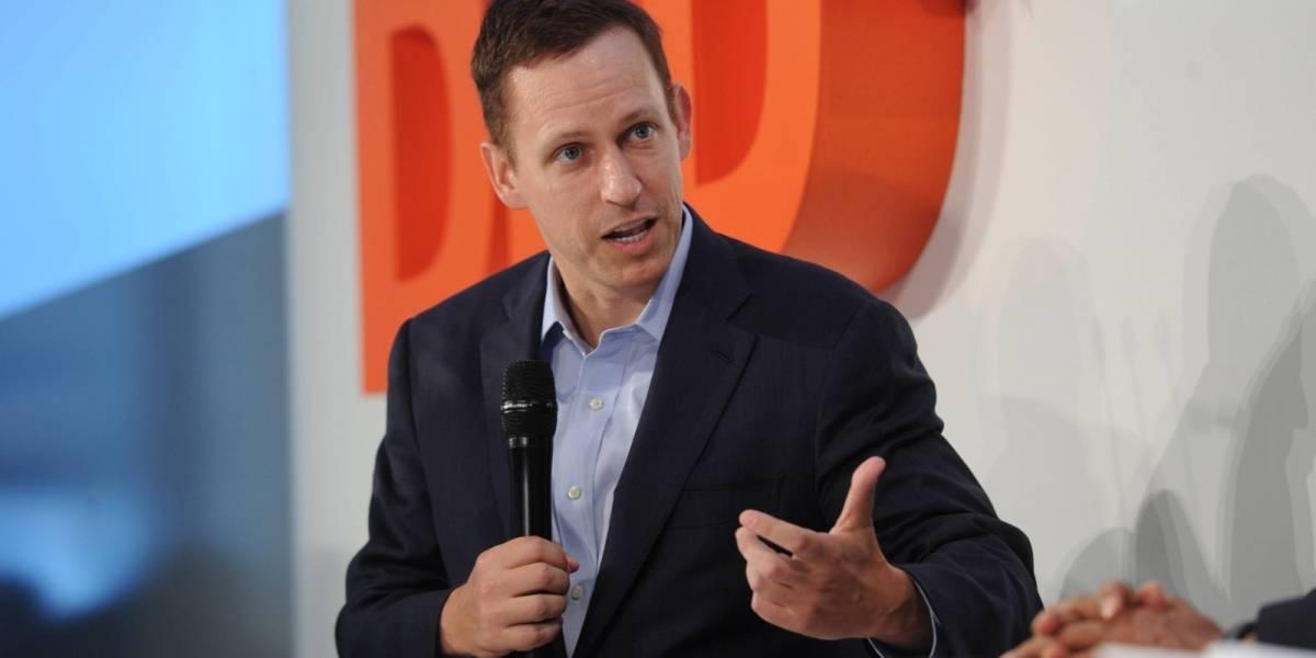"""Peter Thiel: """"El bitcoin tiene el potencial para cambiar el mundo"""""""