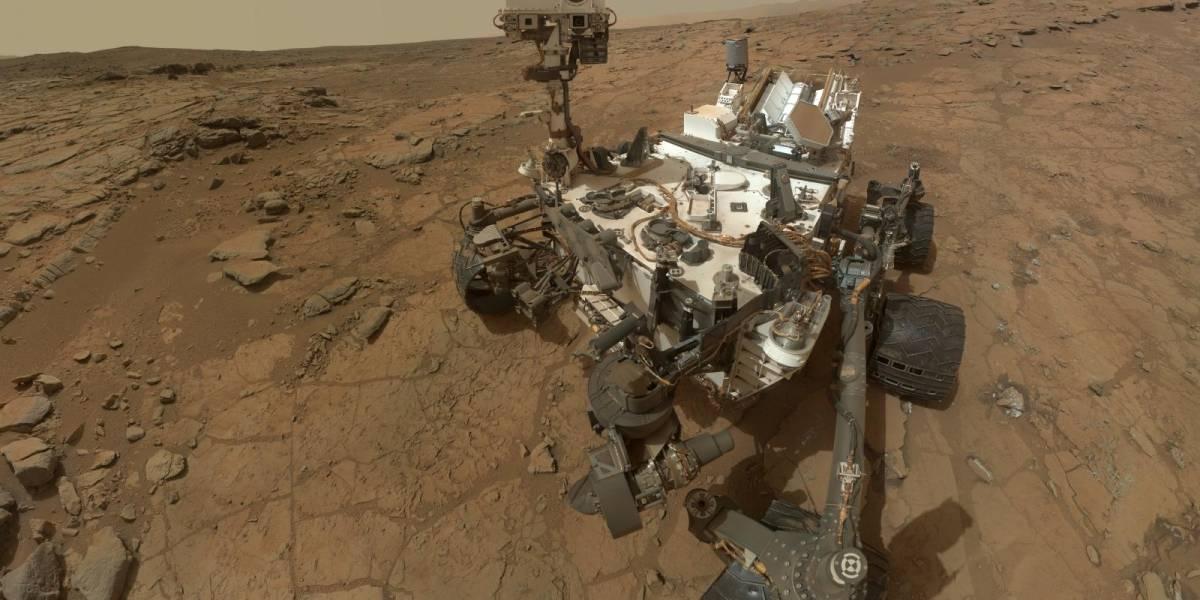 Seis hitos del rover Curiosity a un año de su llegada al planeta rojo