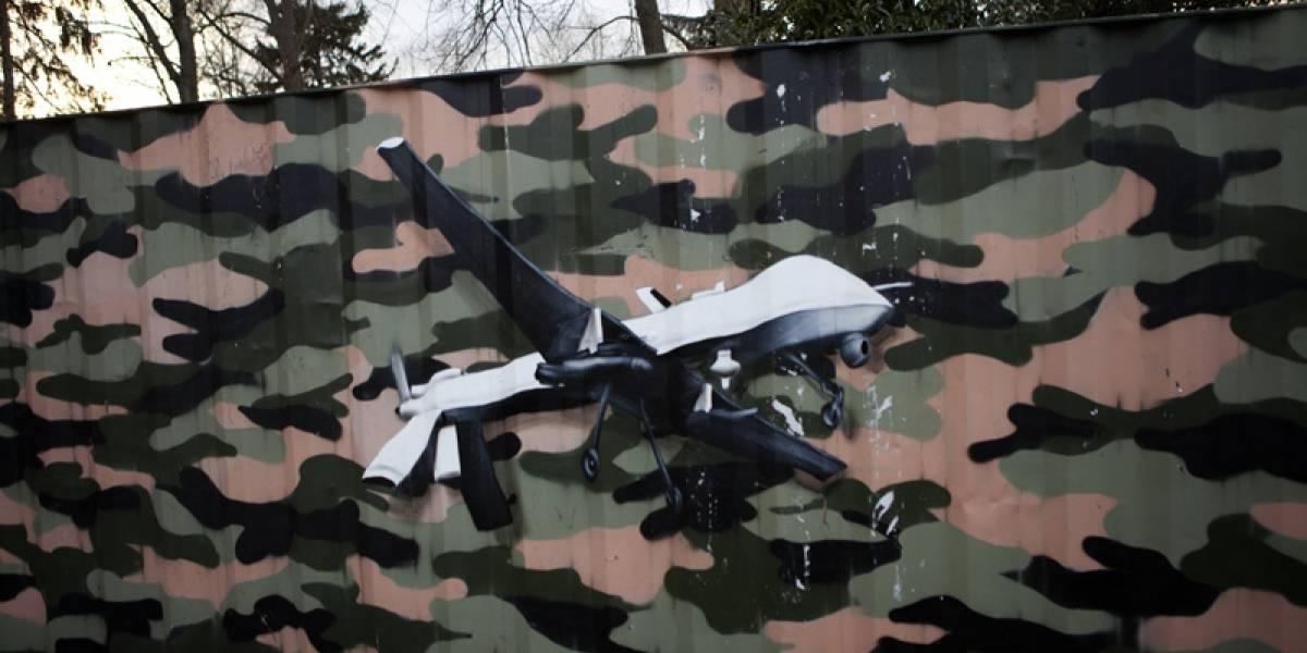 Drones estadounidenses atacan a terroristas en base a la ubicación de sus celulares