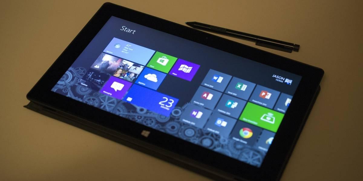 Jefe del Microsoft Surface: Se vienen 'múltiples tamaños y proporciones de aspecto'