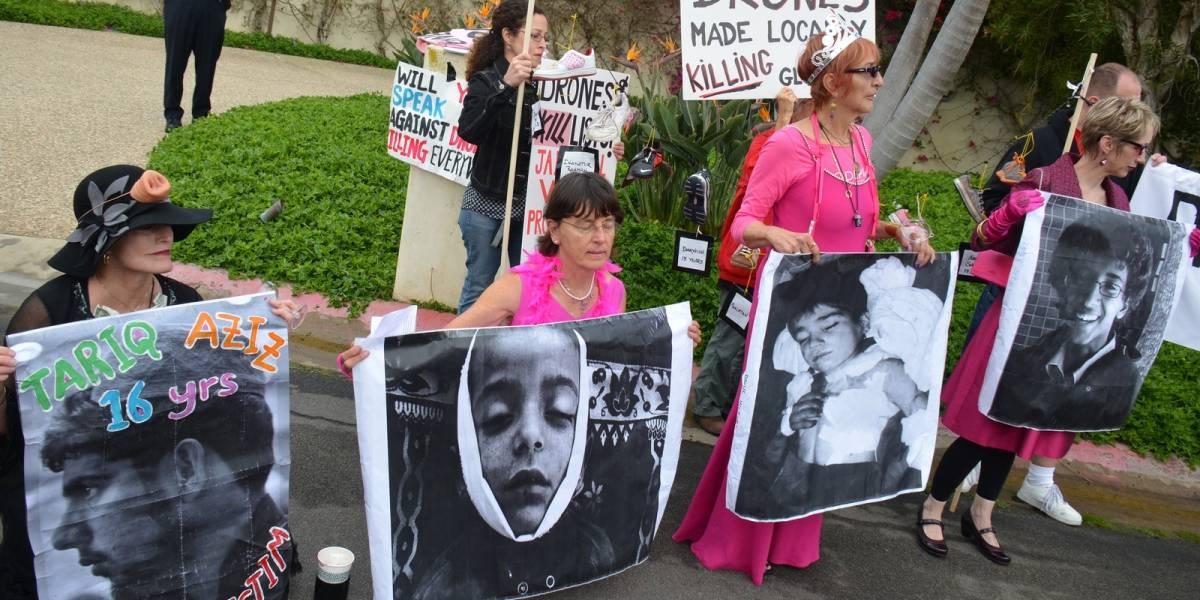 Amnistía Internacional afirma que ataques con drones deberían ser crímenes de guerra