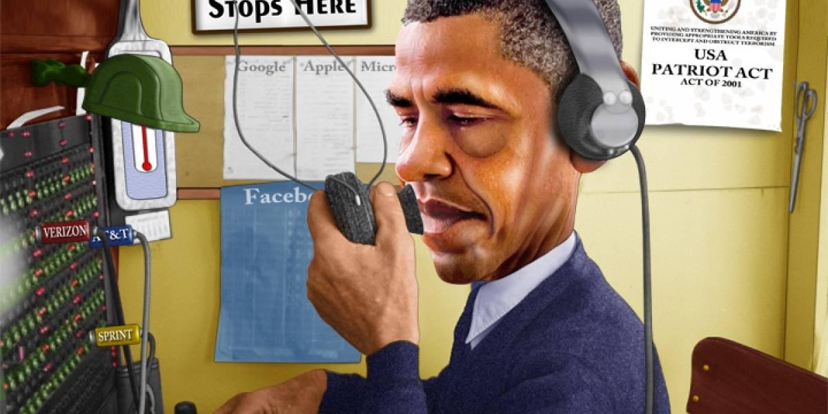 Revelan orden judicial que permitió masivo programa de vigilancia de la NSA