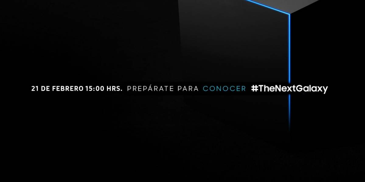 Prepárate para conocer #TheNextGalaxy