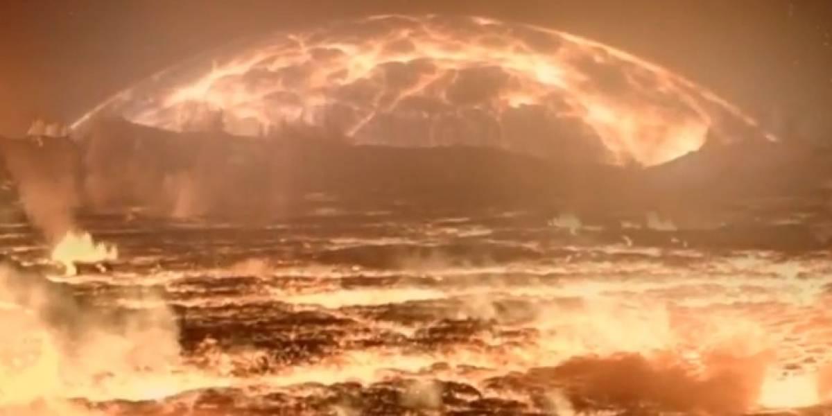 La historia de la tierra en 90 segundos