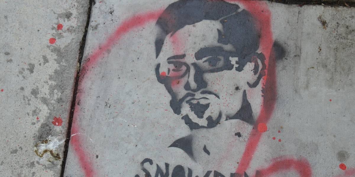 Edward Snowden es uno de los candidatos a rector de la Universidad de Glasgow