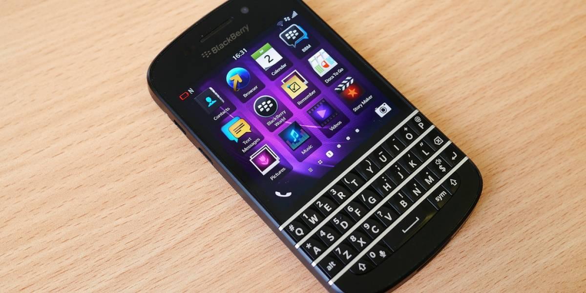 BlackBerry sigue en contienda con John Chen como comandante en jefe