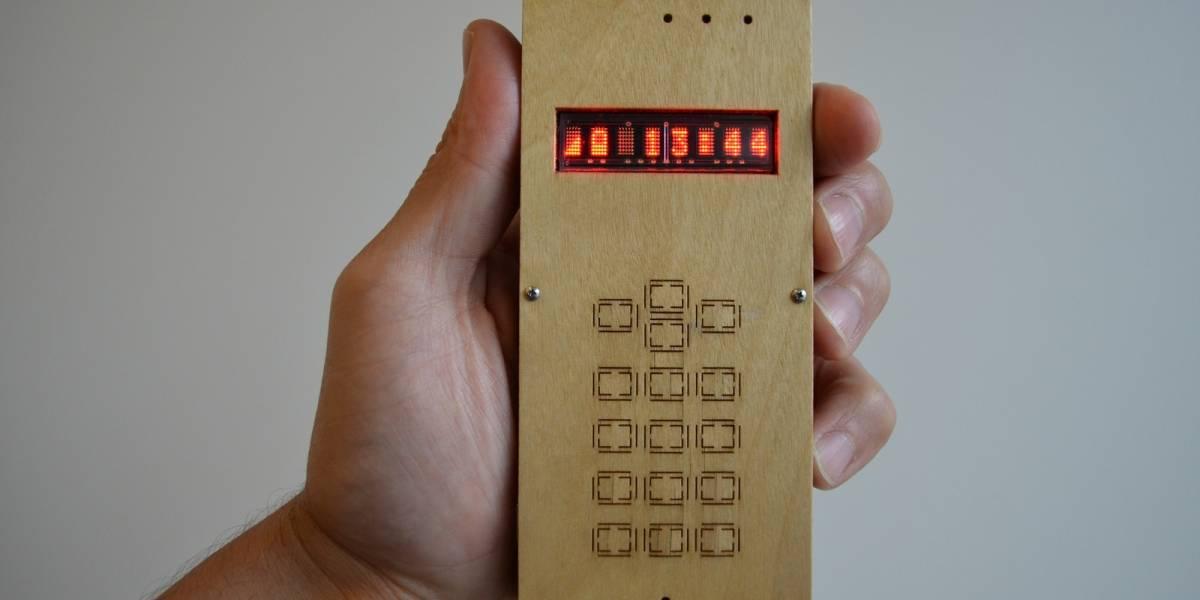 Construye tu propio celular por USD$200 gracias a Arduino