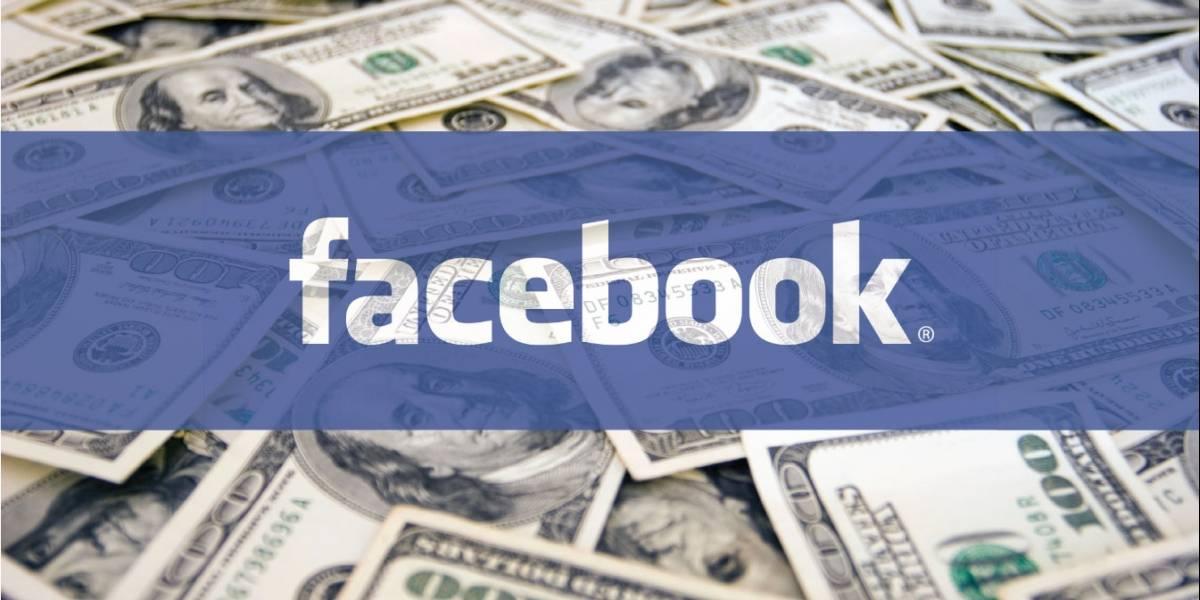 Facebook prepara sistema de dinero electrónico en Irlanda