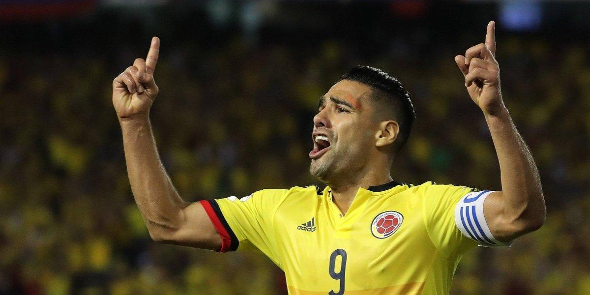 Un 'Tigre' afilado: Falcao sigue en carrera por la Bota de Oro