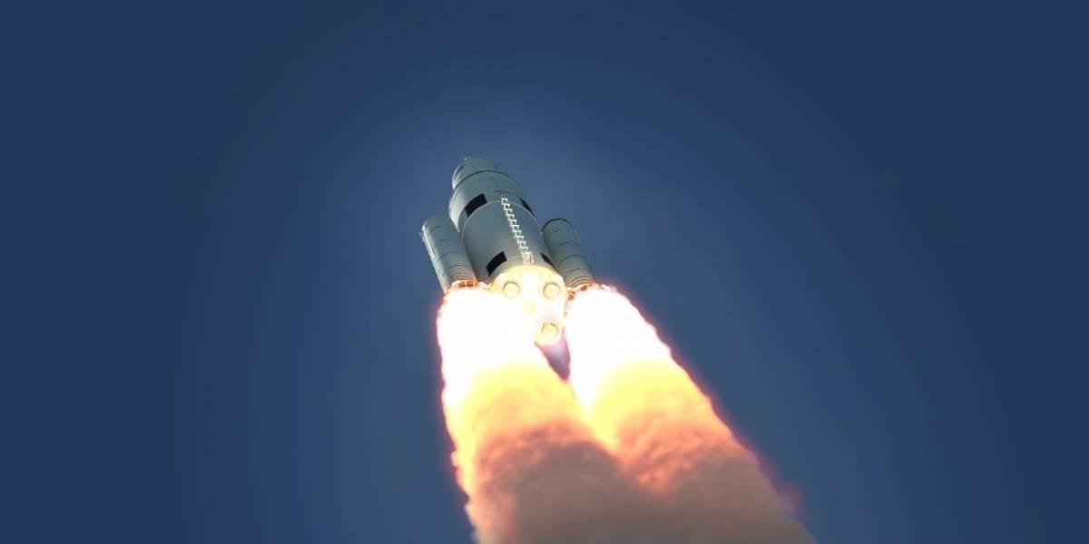 NASA firma contrato de USD$6.800 millones con Boeing y SpaceX