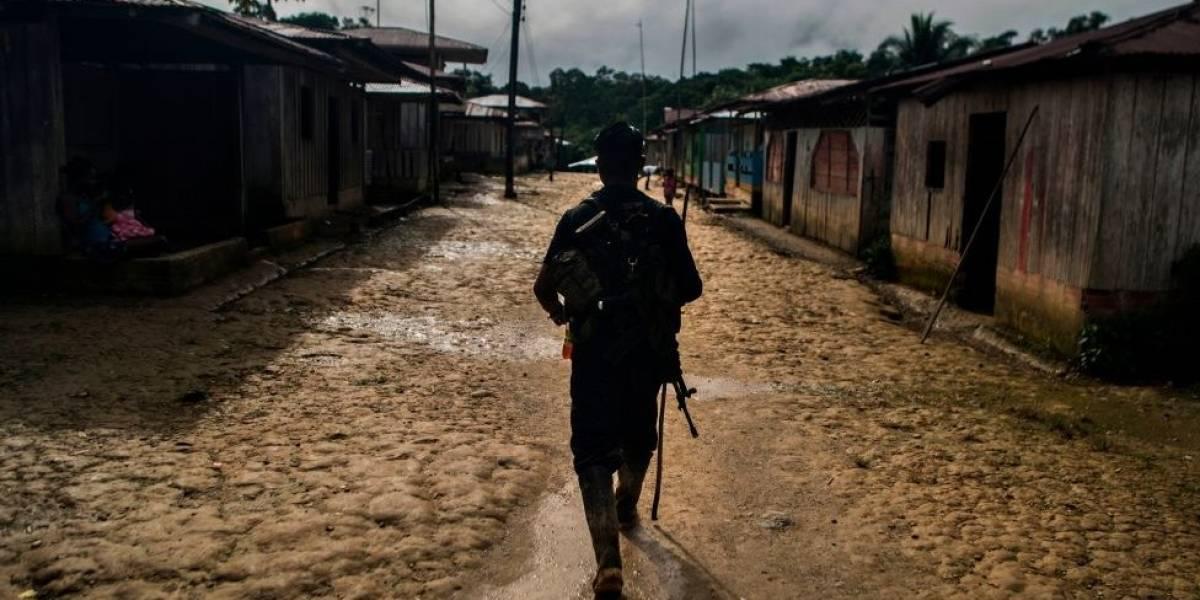 Denuncian bombardeo de Fuerza Aérea colombiana contra comunidad indígena en Chocó