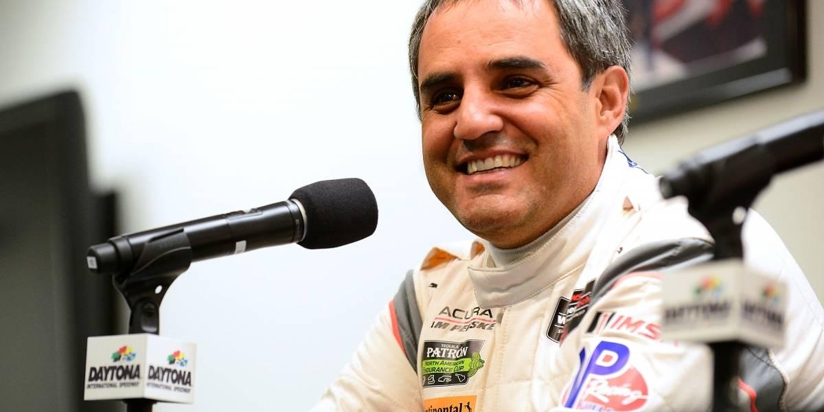 """Juan Pablo Montoya: """"Es muy difícil ver a otro colombiano en la Fórmula 1"""""""
