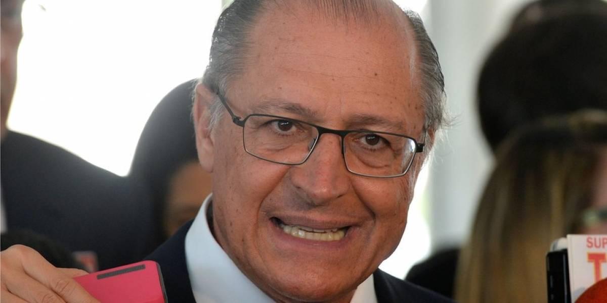 Alckmin sobre obras no Metrô: é natural que sejam inauguradas no final do governo