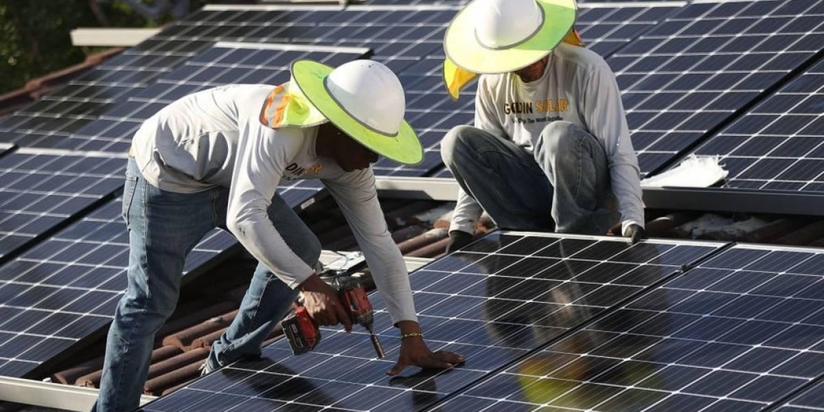 Roban 119 placas solares en Humacao