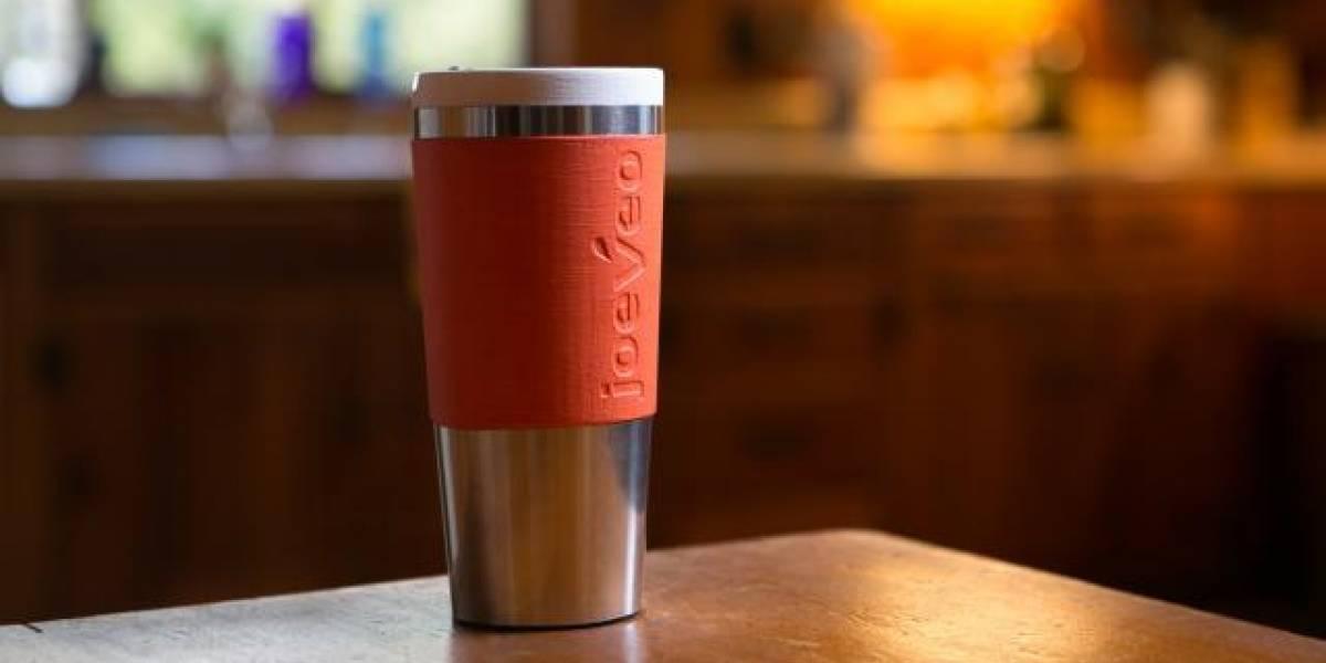 Crean mug térmico capaz de mantener el café a la temperatura precisa durante horas