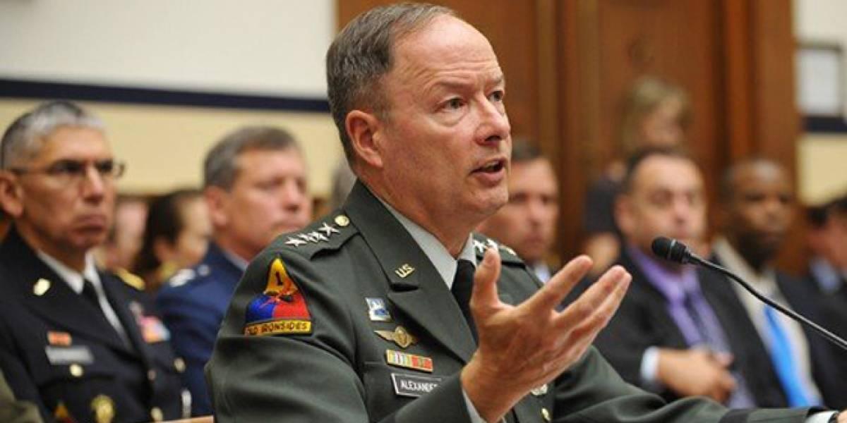 Director de la NSA quiere detener las publicaciones periodísticas