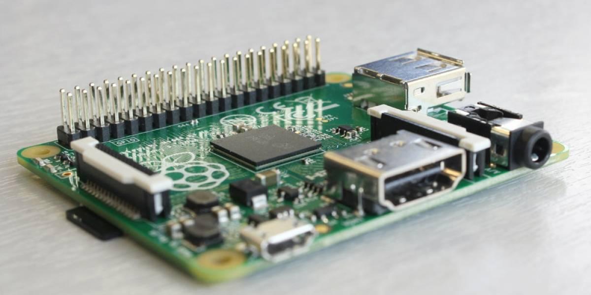 Nuevo modelo de Raspberry Pi es aún más pequeño y económico